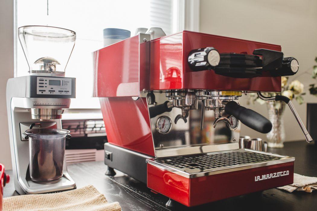 Espresso-Coffee-Machine